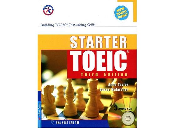 sach starter TOEIC third edition