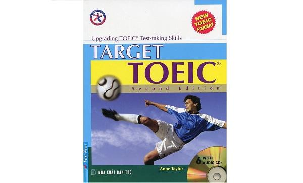 sách luyện thi target toeic