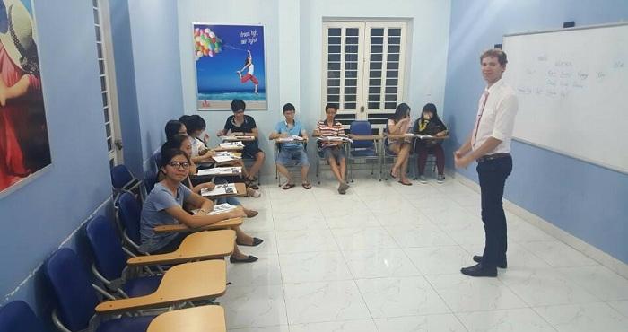 Trung tâm anh ngữ ở Biên Hòa