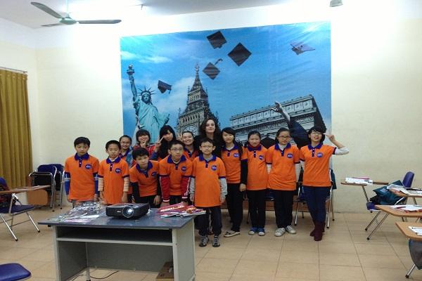 Danh sách trung tâm anh ngữ ở Hà Nội 8