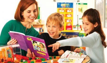 Trẻ nên học tiếng anh khi nào ?