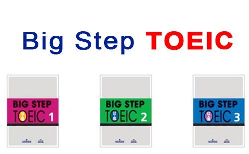 sách dạy thi toeic big step
