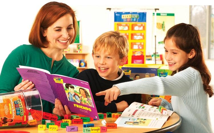 Cách học tiếng Anh cho trẻ em - mười lời khuyên hàng đầu dành cho phụ huynh và giáo viên