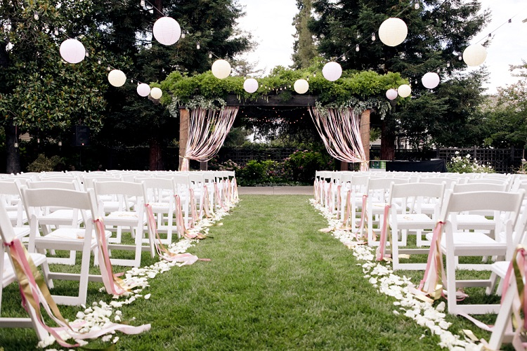 5 ý tưởng trang trí đám cưới mùa thu